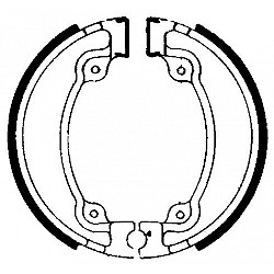Placute frana spate FERODO FSB845