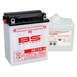 Baterie moto BS 12V - BB12A-A