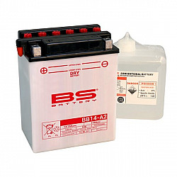 Baterie moto BS 12V - BB14-A2