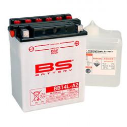 Baterie moto BS 12V - BB14L-A2