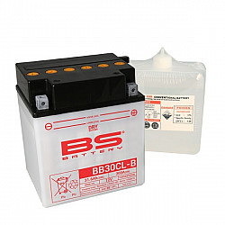 Baterie moto BS 12V - BB30CL-B