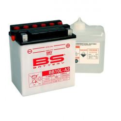 Baterie moto BS 12V - BB10L-A2