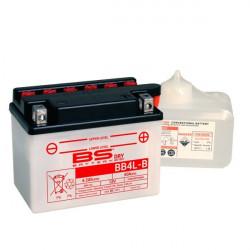 Baterie moto BS 12V - BB4L-B