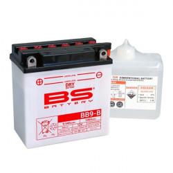 Baterie moto BS 12V - BB9-B