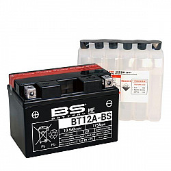 Baterie moto BS 12V - BT12A-BS