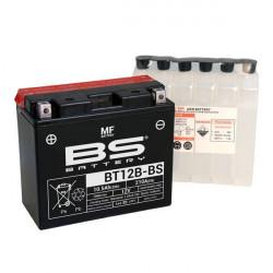 Baterie moto BS 12V - BT12B-BS