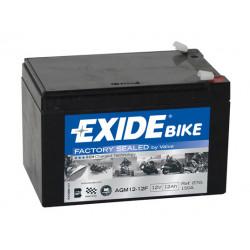 Baterie moto EXIDE 12V - AGM12-12F