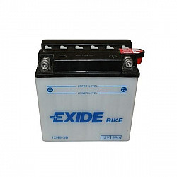 Baterie moto EXIDE 12V - 12N9-3B