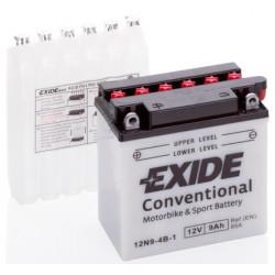 Baterie moto EXIDE 12V - 12N9-4B-1
