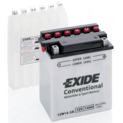 Baterie moto EXIDE 12V - 12N14-3A