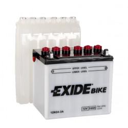 Baterie moto EXIDE 12V - 12N24-3A