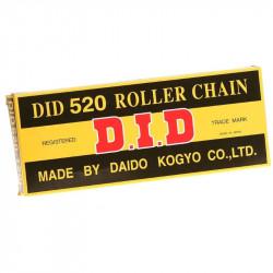 Lanț moto DID 520 118-dinți DID520118