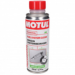 Detergent pentru sistem combustibil MOTUL FUEL SYSTEM CLEAN MOTO