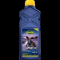 Ulei semisintetic PUTOLINE Sport 4R 15W-50