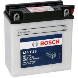 Baterie moto Bosch M4 12V  YB5L-B