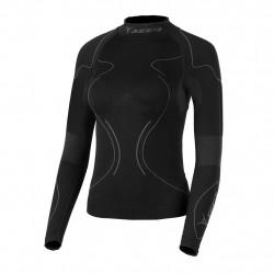 Bluza termica pentru femei SECA S-COOL BLACK