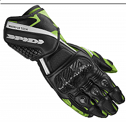 Cizme moto SPIDI CARBO 5 BLACK/KAWA GREEN