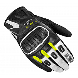 Cizme moto SPIDI G-WARRIOR BLACK/FLUO YELLOW