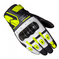 Cizme moto SPIDI G-CARBON BLACK/FLUO YELLOW