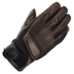 Mănuși din piele SPIDI CLUBBER BROWN