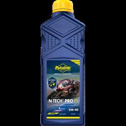 Ulei sintetic moto PUTOLINE N-TECH PRO R + 5W-40