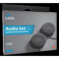 Casti CARDO JBL 45mm Audio Set