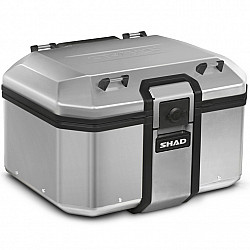 Valiza moto din aluminiu SHAD TR48 - 48 litri