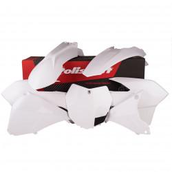 Kit plastic Enduro Polisport pentru KTM  EXC/ EXC-F/XC-W/ XCF-W-2014-16 White