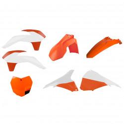 Kit plastic Enduro Polisport pentru KTM  EXC/ EXC-F/XC-W/ XCF-W-2014-16 OEM Color