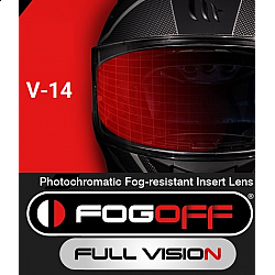 Antifog fotocromat/PINLOCK MT MT-V-14