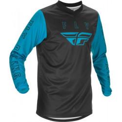 Bluza motocross FLY RACING F-16 2.0-BLACK/BLUE