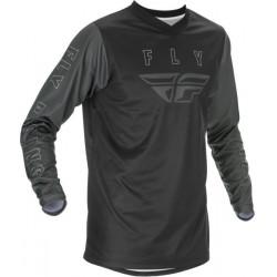 Bluza motocross FLY RACING F-16 2.0-BLACK/GREY