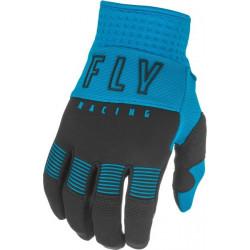 Manusi motocross FLY RACING F-16 2.0-BLACK/BLUE