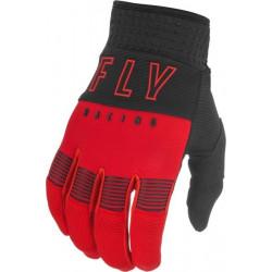 Manusi motocross FLY RACING F-16 2.0-BLACK/RED