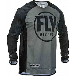 Bluza motocross FLY RACING EVOLUTION-BLACK/GREY