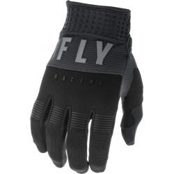 Manusi motocross FLY RACING F-16-BLACK/GREY