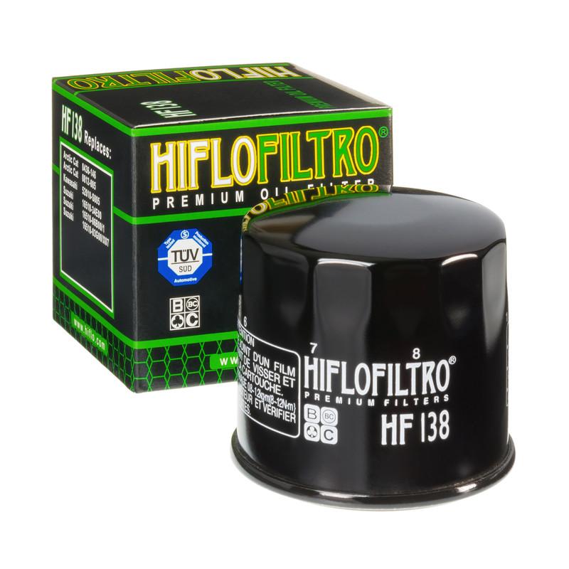 Filtru de ulei HIFLO HF138